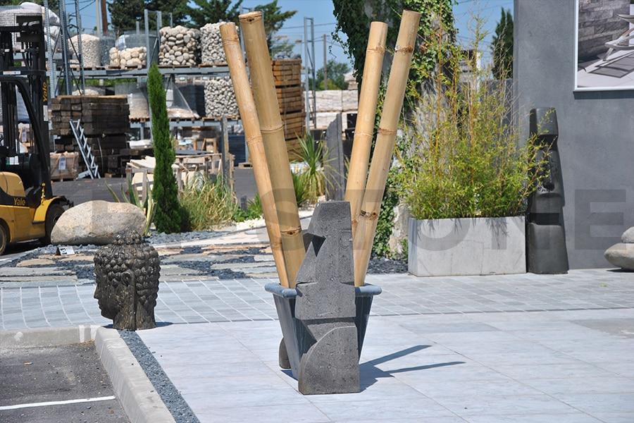 Grands bambous d coratifs en plusieurs hauteurs pour le jardin for Entretien jardin pertuis