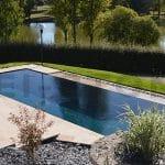 dallage et margelle travertin nuance piscine terrasse pierre naturelle beige kei stone aix en provence pertuis lyon auxerre hossegor sarlat tours