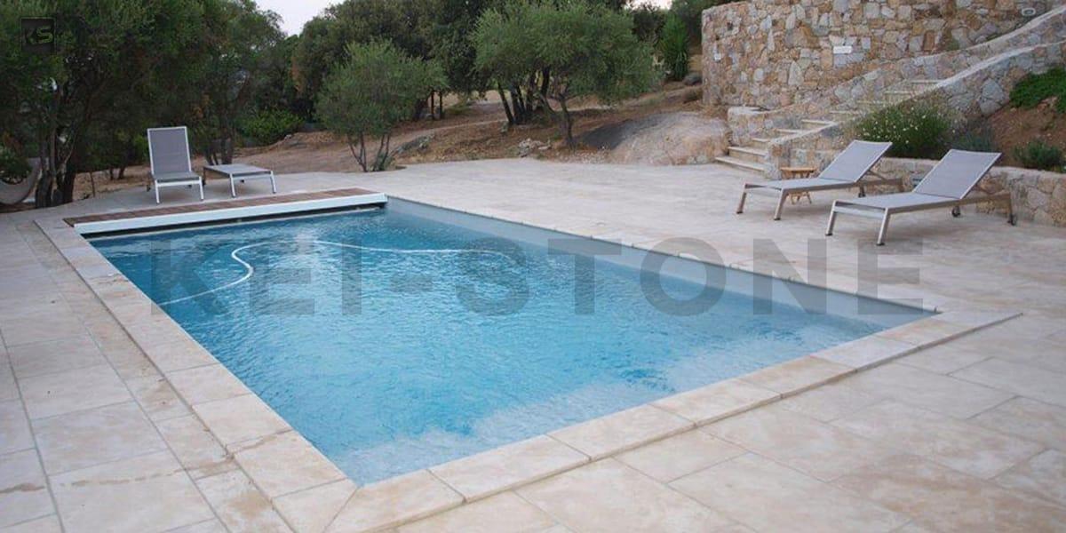 dallage entourage de piscine en pierre naturelle montfort. Black Bedroom Furniture Sets. Home Design Ideas