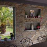 parement mural pierre naturelle damasco kei-stone aix en provence lyon auxerre sarlat pertuis