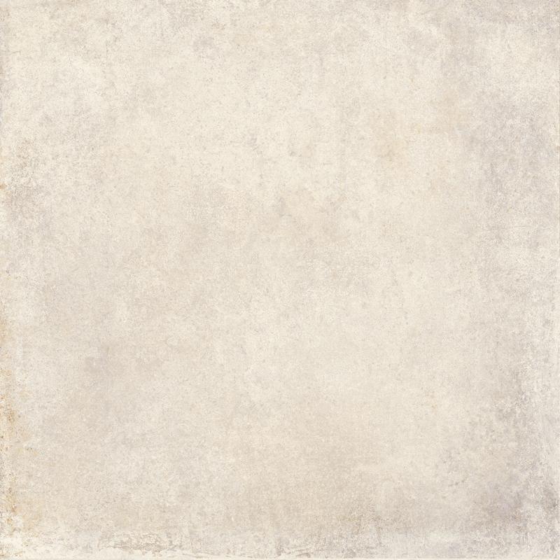 Carrelage effet béton ciré de couleurs blanc