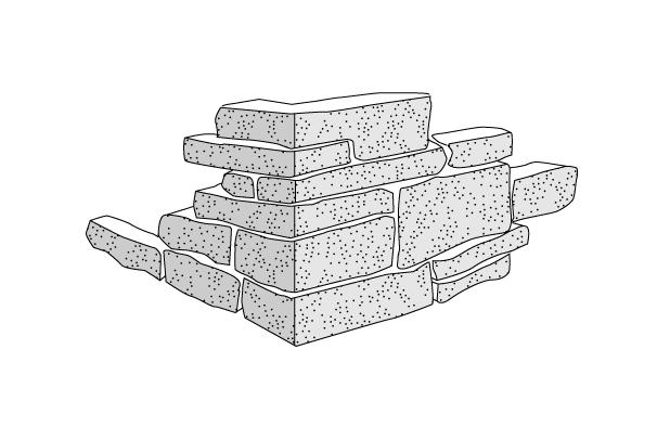 anglewallstone
