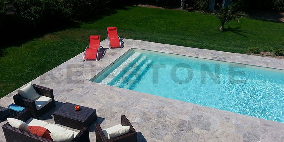 amazing dallage travertin gris opus formats pierre naturelle kei stone aix en provence pertuis. Black Bedroom Furniture Sets. Home Design Ideas