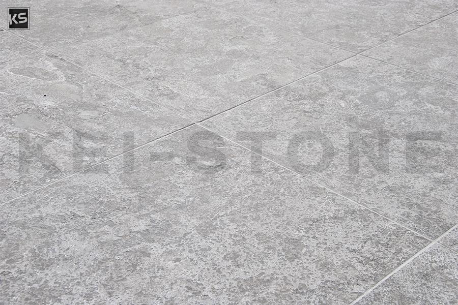 Dallage Pierre Naturelle Exterieure Gris Kei Stone Gris