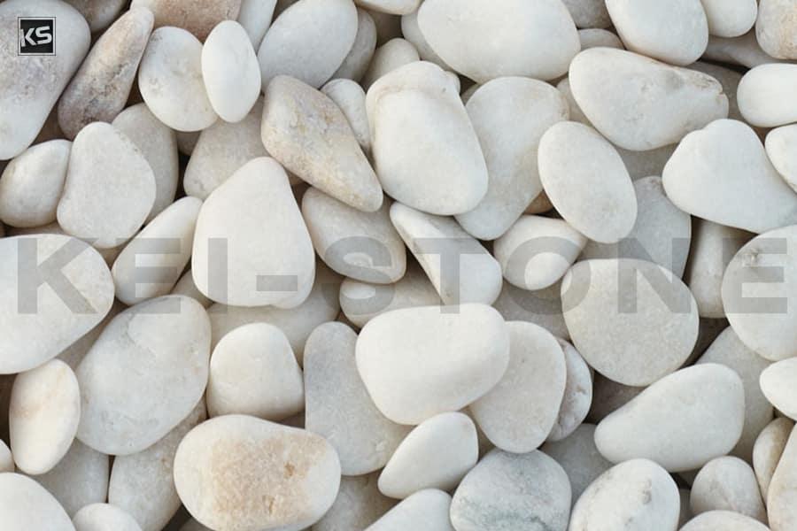 galet marbre blanc rose allée jardin pierre naturelle kei stone aix en provence pertuis lyon auxerre hossegor sarlat tours