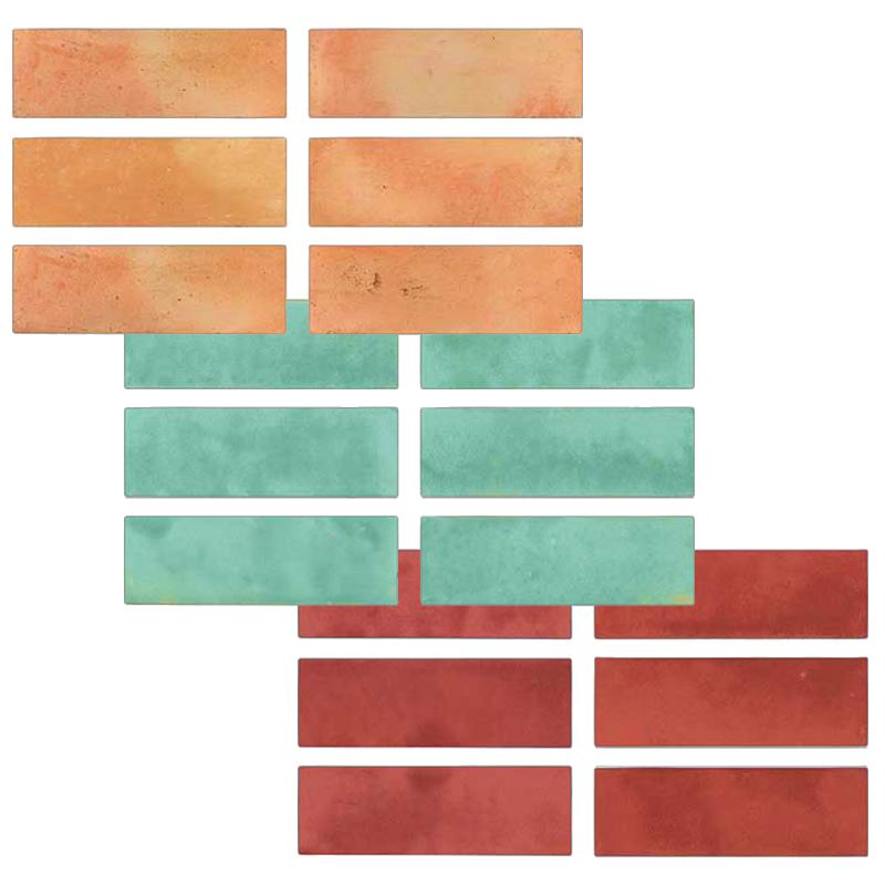 Découvrez le nuancier de couleur du carrelage intérieur Bejmat réalisé dans l'esprit traditionnel du Zellige marocain de la marque wow design. Il existe en deux formats carré 15X15 et rectangle 5x15 finition mat et gloss