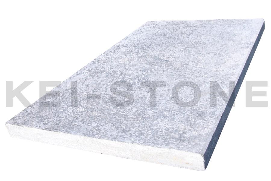 margelle gris asie flammée pierre naturelle grise kei stone aix en provence pertuis lyon auxerre hossegor sarlat tours