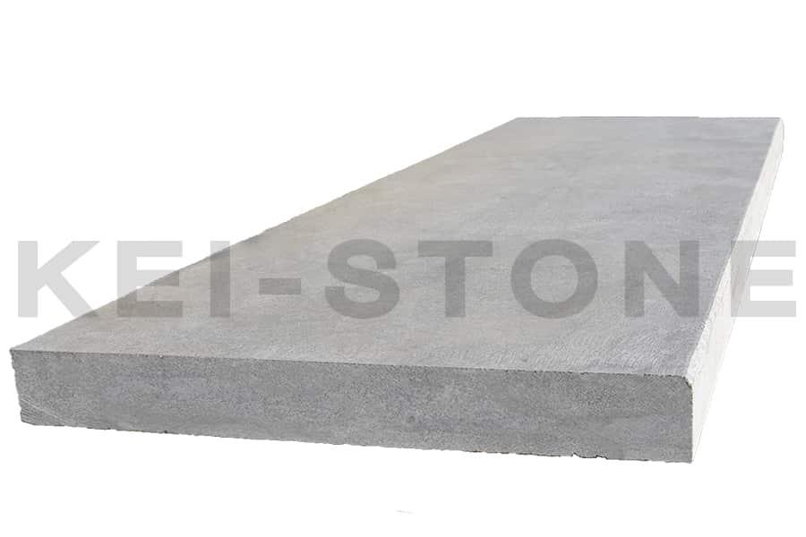 margelle gris asie poncée pierre naturelle grise kei stone aix en provence pertuis lyon auxerre hossegor sarlat tours
