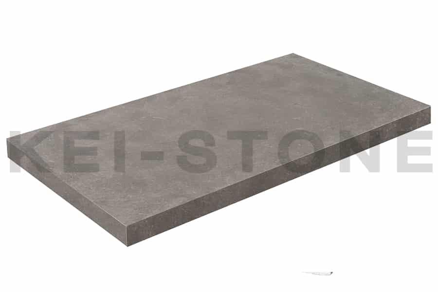 margelle d ext rieur en pierre naturelle gris clair montigny. Black Bedroom Furniture Sets. Home Design Ideas