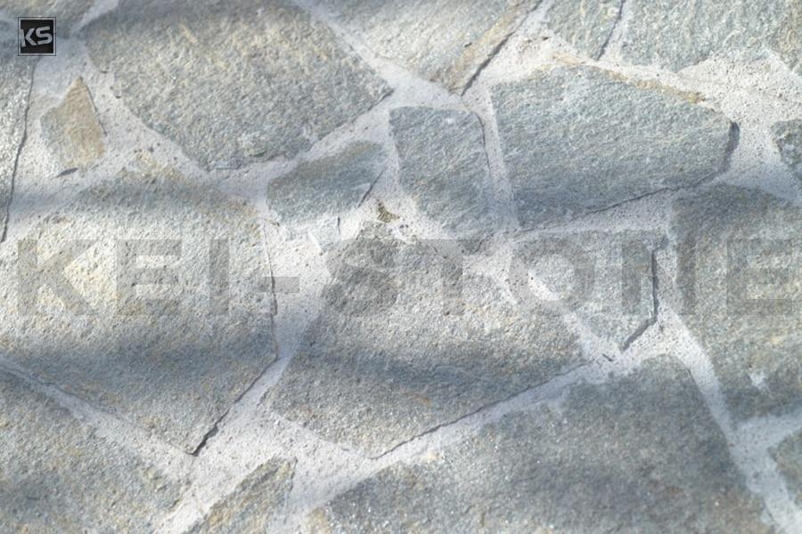 opus incertum luserne quartz vert gris pierre naturelle kei stone aix en provence pertuis lyon auxerre hossegor sarlat tours