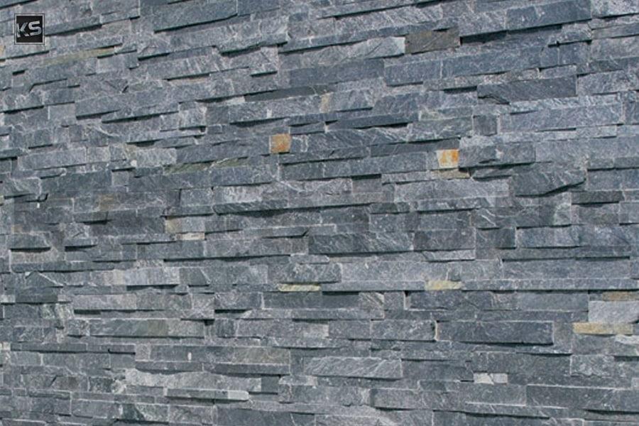 parement mural en pierres naturelles fonc es d kostone amazone. Black Bedroom Furniture Sets. Home Design Ideas