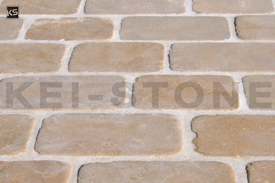 pavés montfort pierre naturelle beige kei stone aix en provence pertuis lyon auxerre hossegor sarlat tours